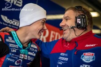 Salač: v Le Mans nejlepší víkend sezóny
