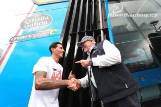 Vierge podepsal u Marc VDS Racing