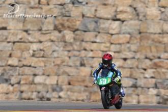 Michal Búlik bodoval v Aragonu