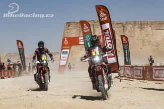 Rally Dakar 2020: 12. etapa