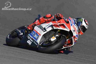 Ducati – dva pády a jedna top ten