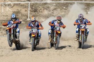 Holandská půda svědčila jezdcům KTM