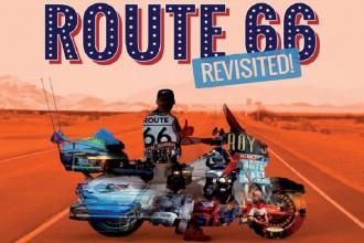 Velká cyklistická filmová cesta po Route66