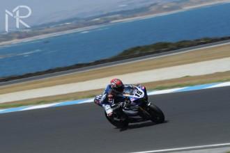 WSBK Austrálie  2. závod