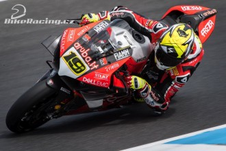 Bautista: Panigale je jako MotoGP stroj
