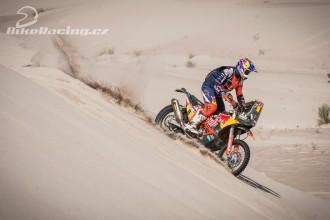 Rally Dakar 2018: 13. etapa