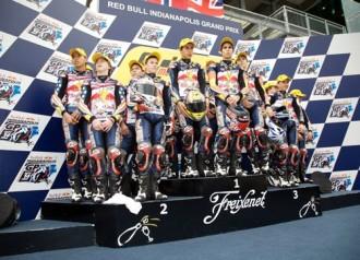Red Bull omezil závody Rookies-Cupu
