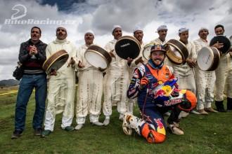 Toby Price vyhrál Rally Maroko