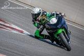 Saša Pelikánová testovala s Kawasaki Europe