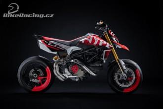 Ducati Hypermotard 950 vítězí