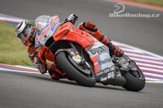 Jezdci Ducati chtějí zpět do popředí MotoGP