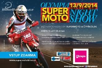 Olympia supermoto night show