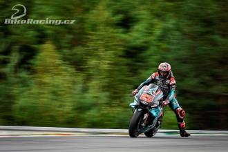 Skvělý test pro Petronas Yamaha SRT