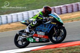 Motocyklista Búlik v Španielsku bodoval
