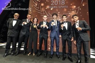 Ocenění Mistrů světa 2018
