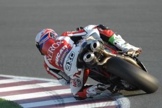 Startovní listina World Superbike 2008