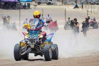 Yamaha na Dakaru kralovala čtyřkolkám