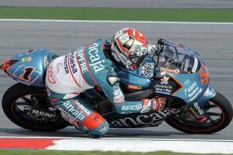 GP Valencie 125cc  2. kvalifikace