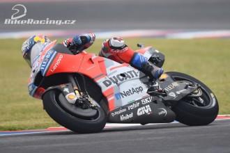 Jezdci Ducati hodnotí kvalifikaci