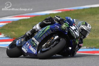 Vinales a Rossi připraveni na Silverstone