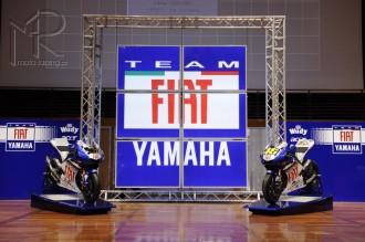 Yamaha a Fiat slaví druhý rok partnerství
