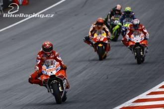 Zkrácení délky závodů MotoGP