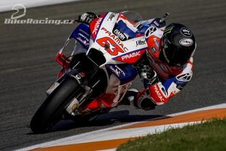 Bagnaia skvěle zahájil kariéru v MotoGP