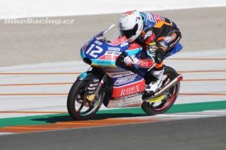 Filip Salač hodnotí soukromé testy v Jerezu
