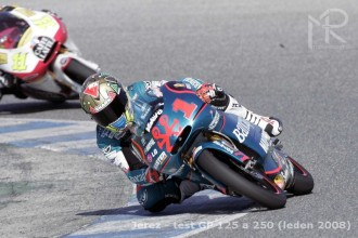 Gabor Talmacsi po testech v Jerezu