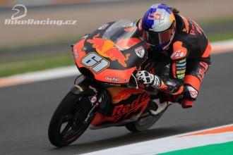 GP Valencie 2018 – Moto3