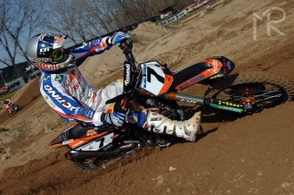 KTM o Starcrossu v Mantově