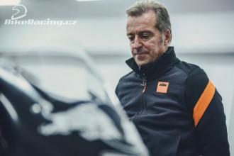 Poncharal chválí spolupráci s KTM
