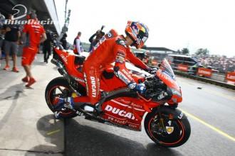 U Ducati připraveni na závod