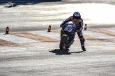 Test MotoGP ve Valencii obrazem