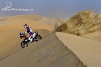 Abu Dhabi Desert Challenge – 2. etapa