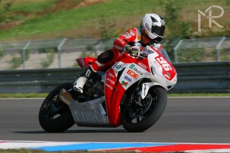 Magny Cours - STK 1000 ccm, závod