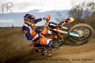 AMA National Hare & Hound Series  Lucerne