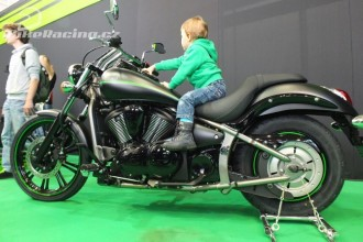 Již za tři týdny na výstavu Motocykl