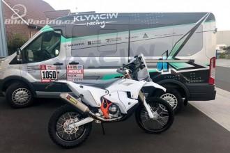 Ondřej Klymčiw v nové roli na Dakaru 2019