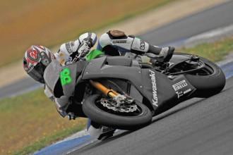 Problém nové Kawasaki jsou vibrace