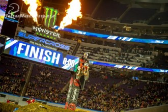 AMA/FIM Supercross 2019 – Minneapolis