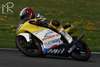 Eurowag Junior RT na Lausitzring