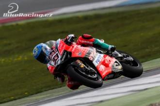 Jezdci Ducati před domácím závodem