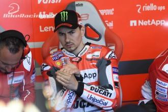 Lorenzo: Ducati jsem hodně pomohl