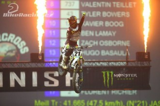Supercross Paris 2018