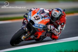 IRTA test MotoGP – Jerez středa
