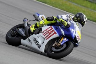 MotoGP a televizní obrazovka