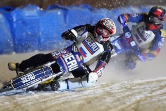 MS Ice Speedway Inzell (GER)  neděle