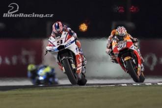 Oba jezdci Pramacu v top 10