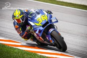 U Suzuki připraveni na poslední GP